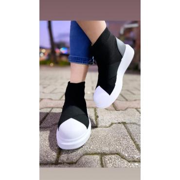 Sneakers A Calzino Elastica