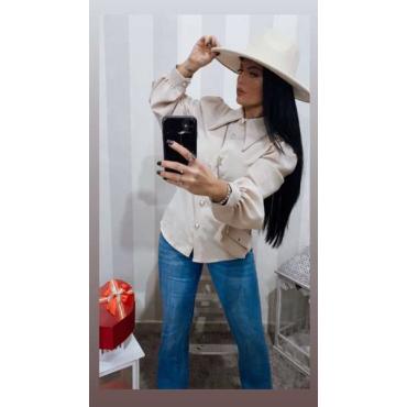 Camicia Donna Con Mini Bag Abbinata