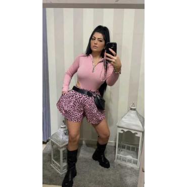Body Donna Alta Vita A Costine
