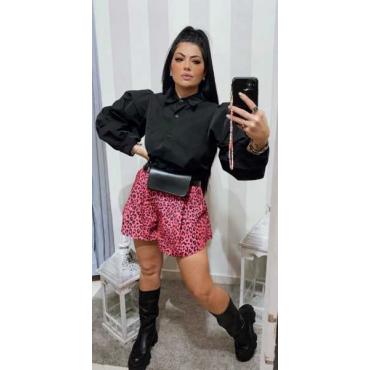 Short Donna Maculato