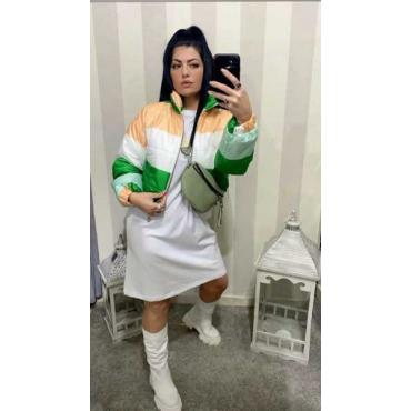 Jacket Donna Piumino 100 Gr Piu Colori