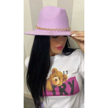 T Shirt Teddy In Cotone