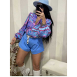 Camicia Seta Fantasia Etro