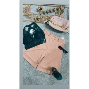 Short Cotone Long Tg Unica Vestibilità Comoda