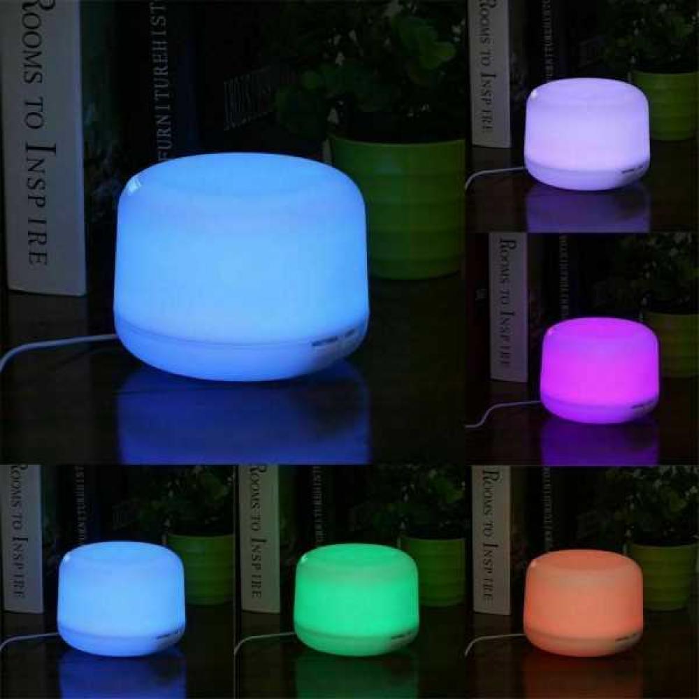 Aroma Diffusotre Lampada 7 Colori  Aromatica