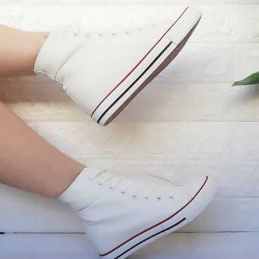 Sneakers Donna Con Zeepa 3Cm  Interna